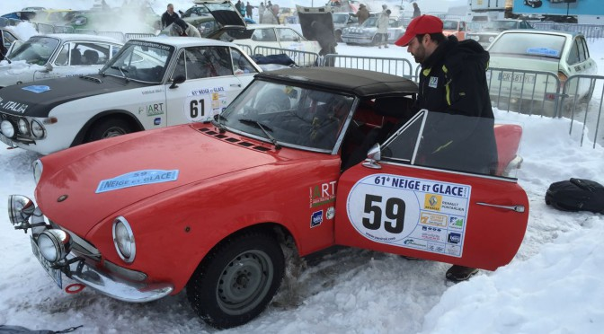 Rallye Neige et Glace 2015: 3e jour